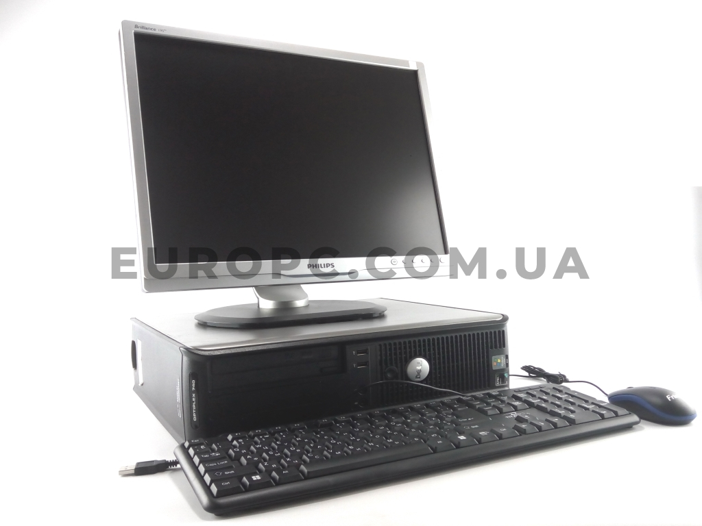 Dell 740 (AMD Athlon 64 x2 4050e) + 19