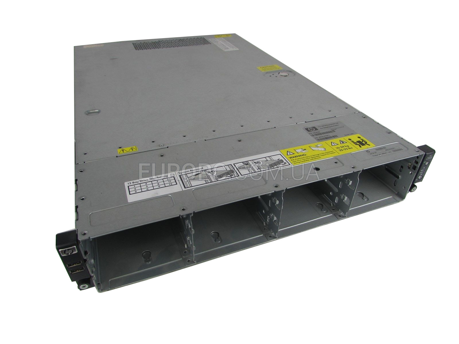 HP Proliant DL 180 G6 фото - EuroPC