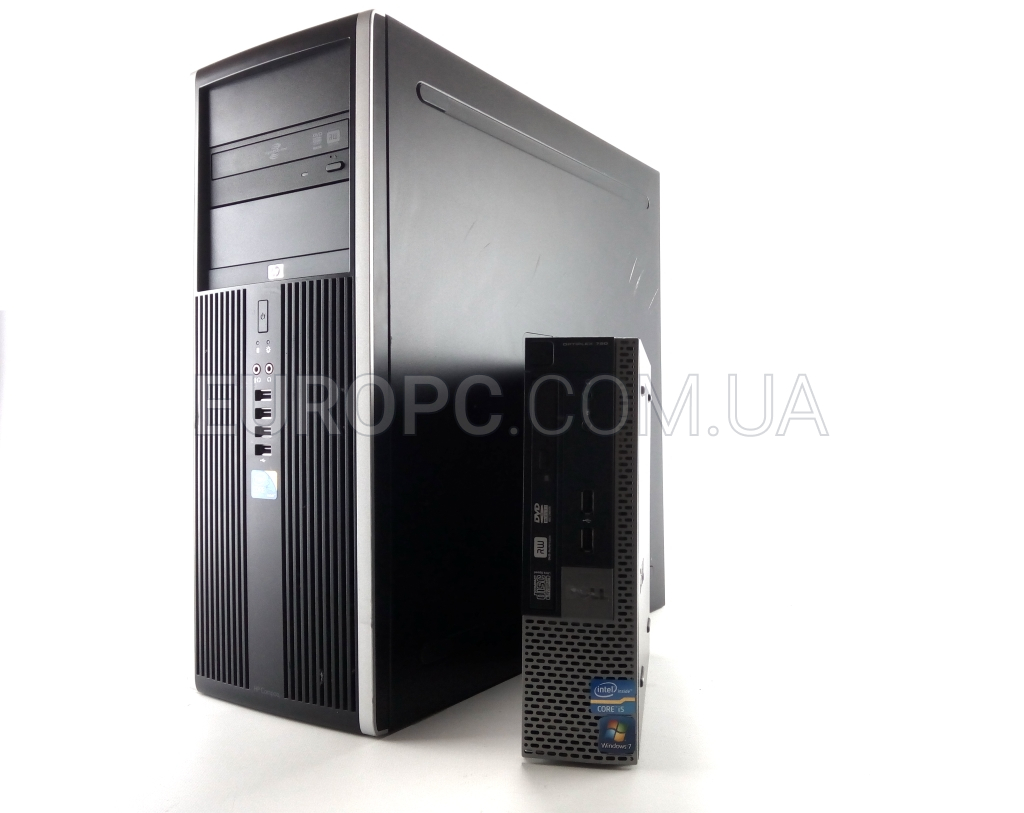 [ Неттоп ] Dell OptiPlex 790 USFF (Core i5-2400s 3.3GHZ) фото - EuroPC