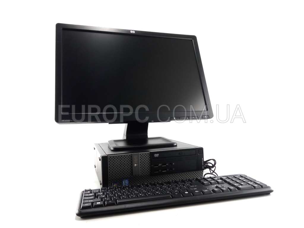 Dell 790  (Intel® Core™ i3 - 2100)+ 22