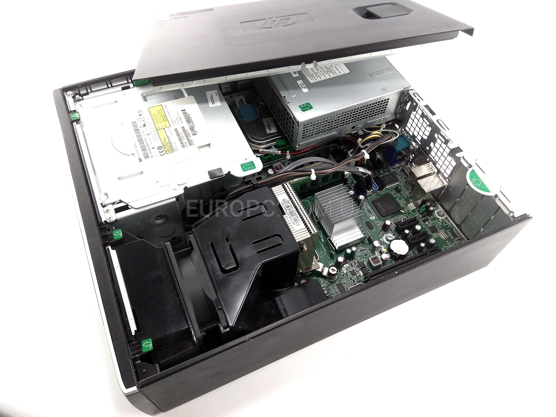 HP Compaq 6300 Pro (Intel Core i5-3470 3.6GHz) фото - EuroPC