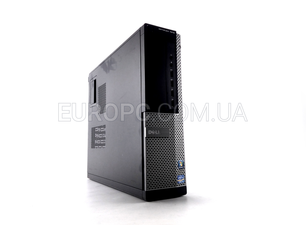 Dell Optiplex 7010 DT Intel Core i3-3220 / 4GB / Новый 120GB SSD фото - EuroPC