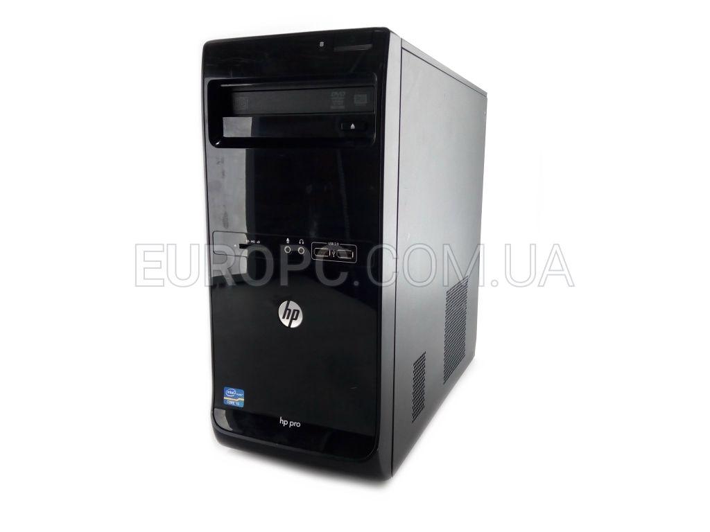 Системный блок БУ HP Pro 3500 i5 3gen / Nvidia GeForce GTX 1070 / 8GB /  500GB +120GB SSD