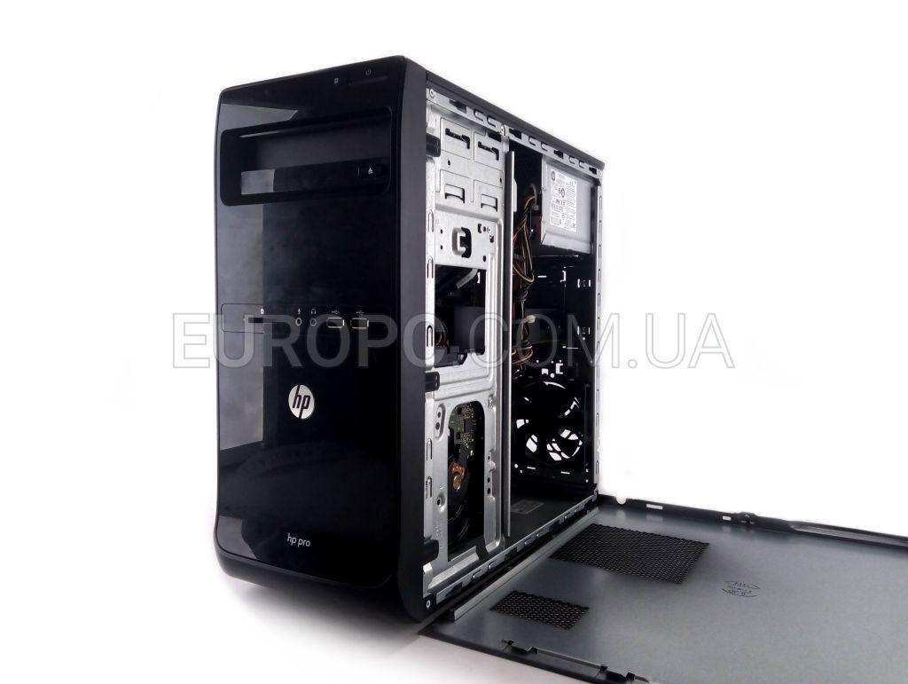 Системный блок БУ HP Pro 3500 i5 3gen / AMD Radeon RX 470 4GB / 8GB / 500GB  +120GB SSD