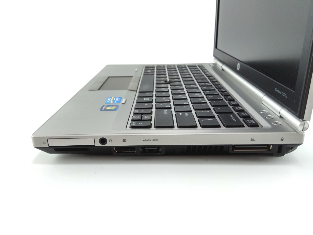 HP EliteBook 2570p (Intel® Core™ i7 - 3520M) фото - EuroPC