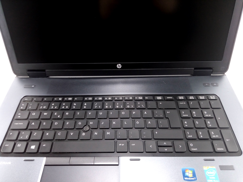 [IPS] HP ZBook 17 Workstation 17.3