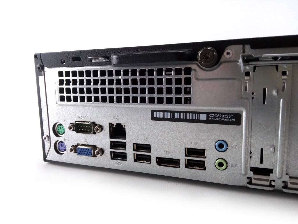 HP ProDesk 400 G2.5 Intel Core i3-4170 / 8GB DDR3 / 500GB HDD фото - EuroPC
