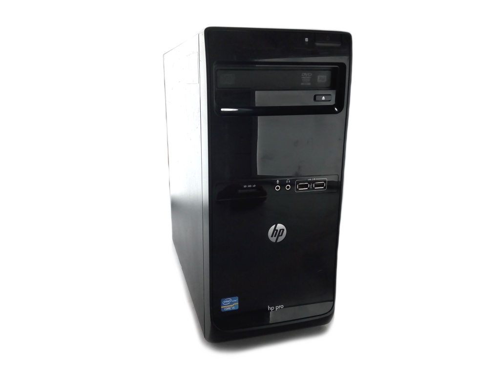HP Pro 3500 i3 3gen / AMD Radeon HD6770 1GB / 8GB / 500GB фото - EuroPC