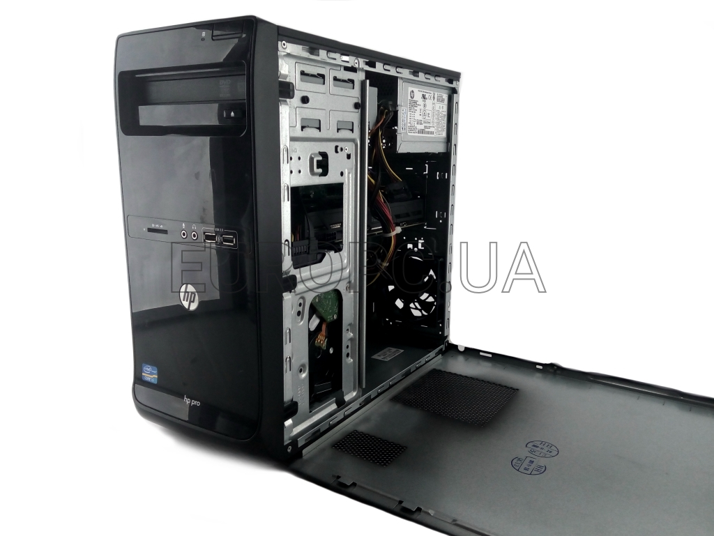 [Игровой] HP Pro 3500 i5 3gen / Nvidia GeForce GTX 1060 G1 Gaming 3G / 8GB / 120GB SSD +500GB HDD фото - EuroPC