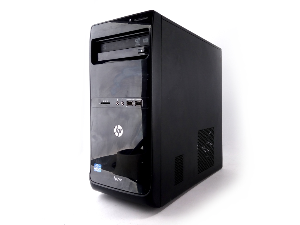 HP Pro 3400 Intel Core i5 3gen / 8GB / 120GB SSD + 2x500GB HDD фото - EuroPC