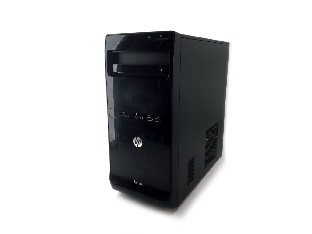 HP Pro 3500 i7 3gen / Gigabyte GeForce GTX 1060 G1 Gaming 3G / 8GB / 500GB +120GB SSD фото - EuroPC