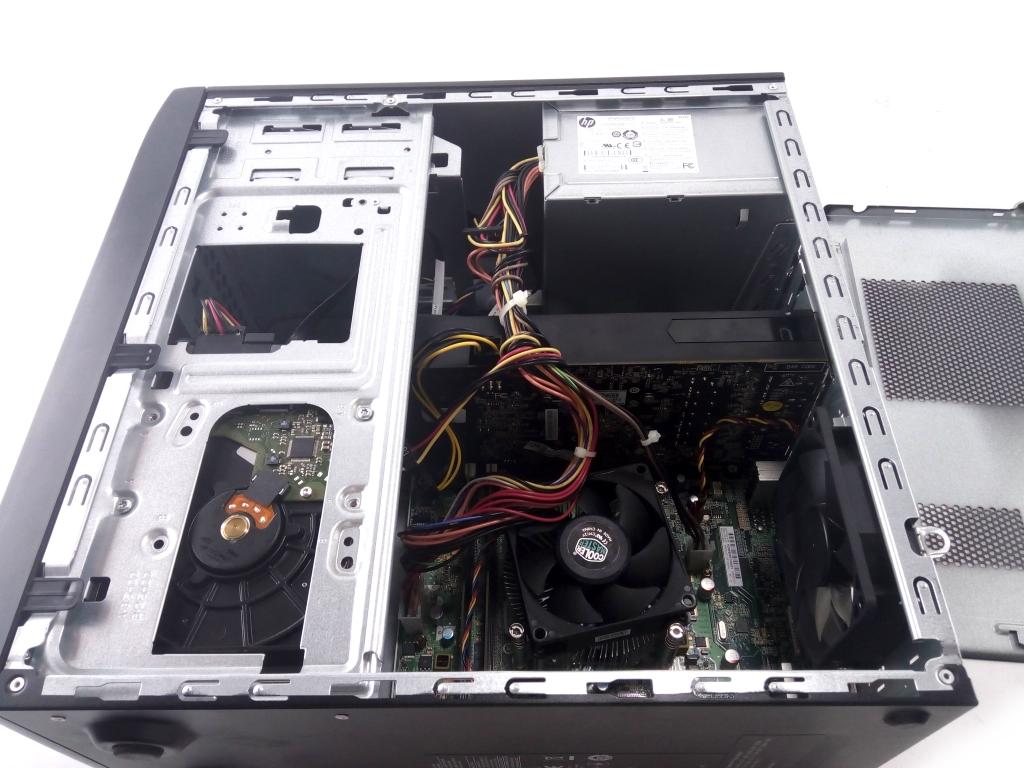 Системный блок БУ HP Pro 3500 i5 3gen / Nvidia GeForce GTX 1070 8GB / 8GB /  500GB +120GB SSD