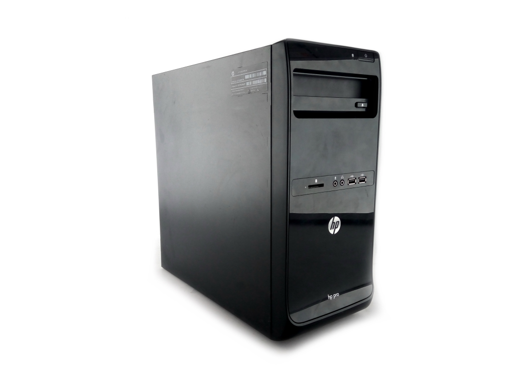 HP Pro 3500 i7 3gen / GeForce GTX1660 6 GB / 16GB / 120GB SSD + HDD фото - EuroPC
