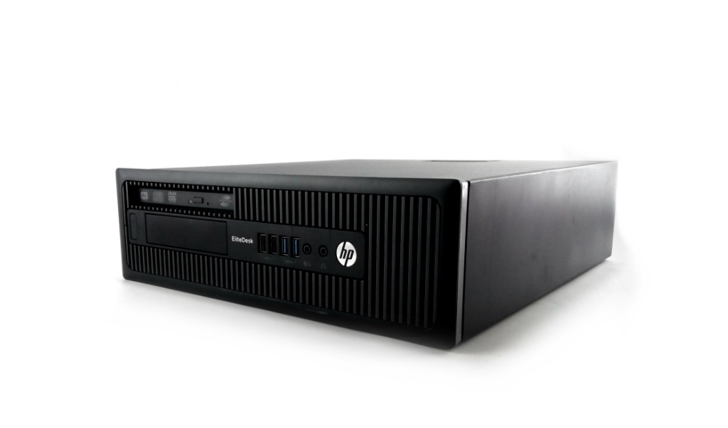 HP EliteDesk 800 G1 SFF i5 4gen / 8GB / 500GB фото - EuroPC