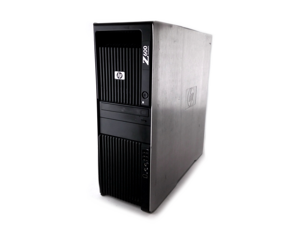 HP Workstation Z600 MT 2x X5650 (12 ядер/24 потокa) / 32GB RAM / 2x 500GB фото - EuroPC