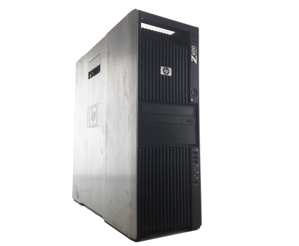 HP Workstation Z600 MT 2x E5645 (12 ядер/24 потокa) / 16GB RAM / 2x 500GB фото - EuroPC
