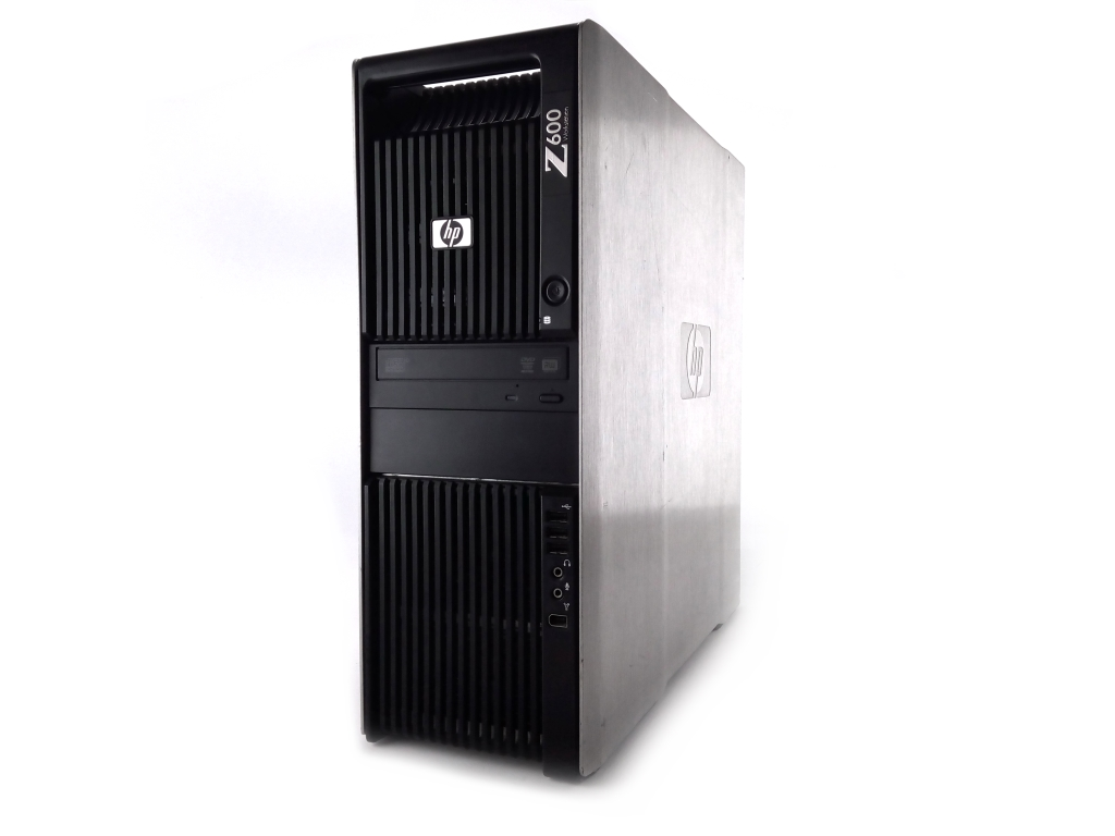 [Игровой] HP Z600 MT 2x E5645 (12 ядер/24 потокa) / Nvidia GeForce GTX 1060 3GB / 16GB RAM / 240GB SSD + HDD фото - EuroPC
