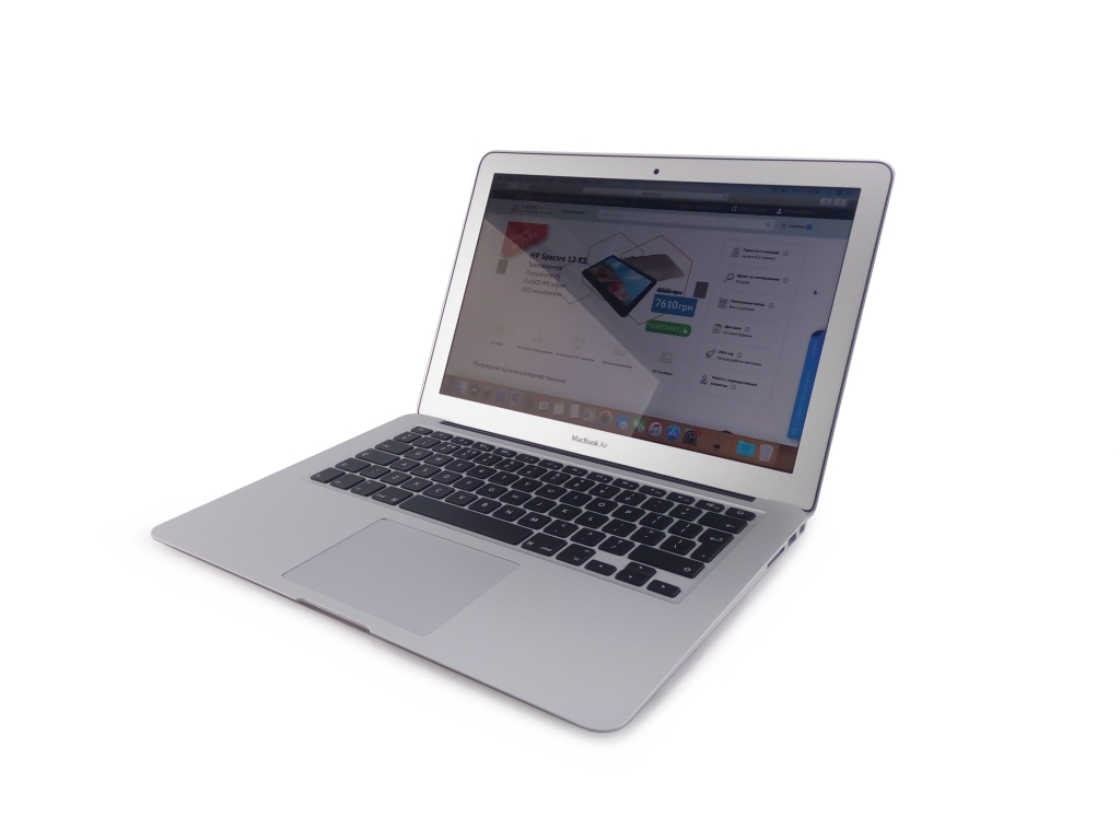 [Уценка] MacBook Air 7.2 (13-inch, 2015) Silver фото - EuroPC
