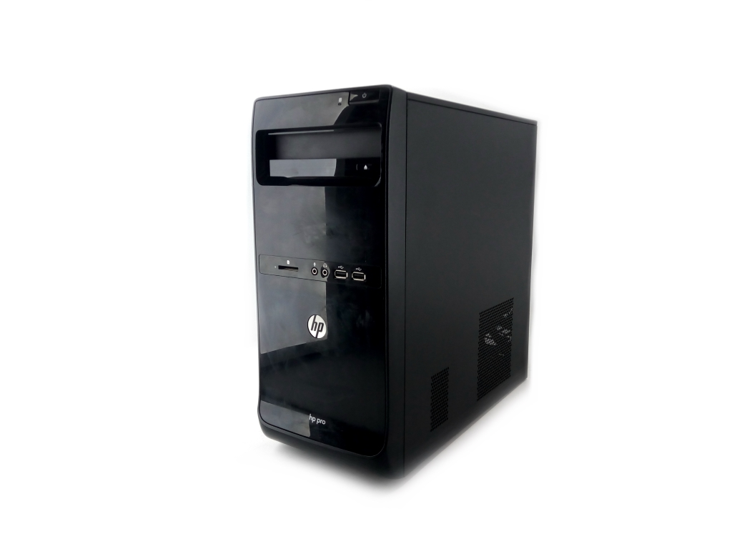 HP Pro 3500 i5 3gen / GeForce GTX650 1GB / 8GB / SSD+HDD фото - EuroPC